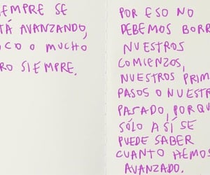 ideas, palabras, and inspo image