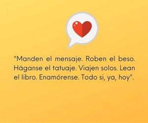amor, letras, and libertad image