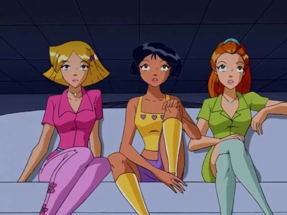 totally spies, article, and ficcion image