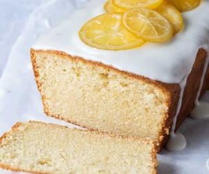 """fullcravings:""""Vegan Lemon (Or Vanilla) Pound Cake"""""""