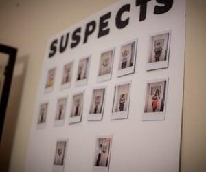 mystery, polaroid, and keepsakes image
