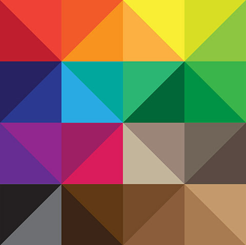 colors design geometry graphic pattern shapes inspiring