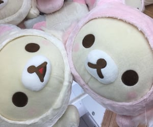 pink, plushie, and cute image