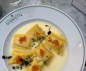 food, italian, and restaurant image