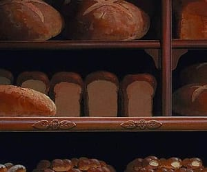bakery, bread, and film image