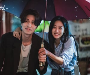 tale of the nine tailed, jo bo-ah, and lee dong-wook image