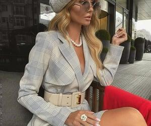 clothes, fashion, and fashion girl image