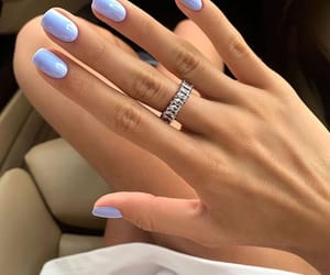 argent, nails, and ring image