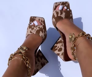 chanel, jewelry, and pedicure image