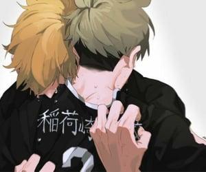 atsumu, anime, and haikyuu image