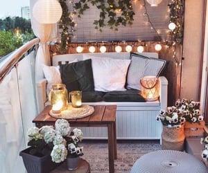 decor, home, and balcony image