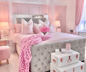 bedroom, style, and instagram image