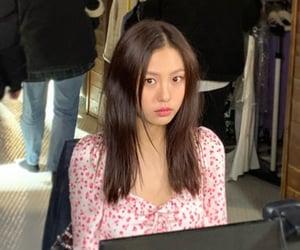 actress, korean, and go minsi image