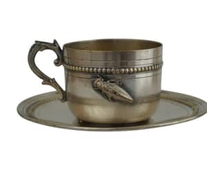 etsy, antique french, and antique cup image