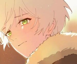 anime, beautiful, and sad image