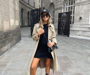 Balenciaga, blogger, and Burberry image
