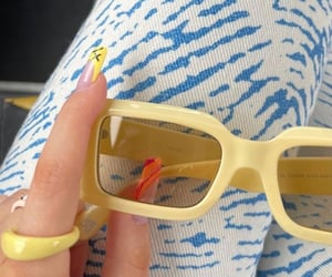 accessories, details, and yellow image