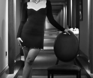 black and white, photoshoot, and don't worry darling image