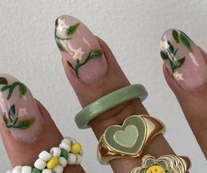 aesthetic, jewelry, and rings image