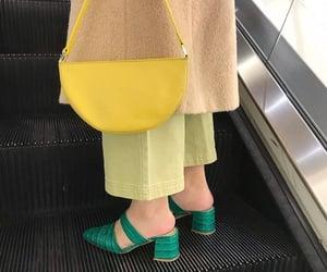 bag, colorful, and fashion image