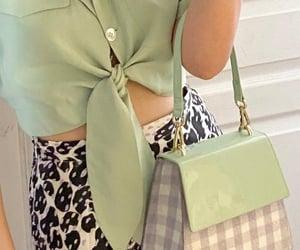 bag, fashion, and parisian image