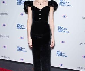 black dress, stylish, and film screening image