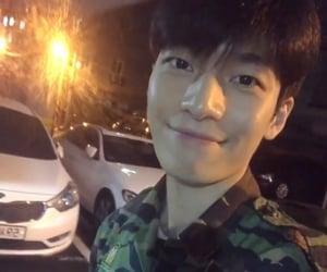 korean model, korean actor, and hajoon image