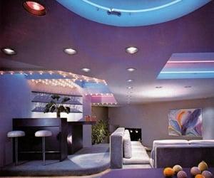 interior design and 80's image