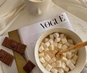 cocoa, marshmallows, and chocolat chaud image