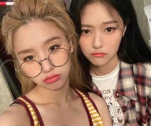 loona, heejin, and hyunjin image