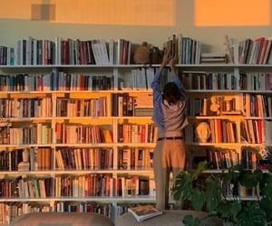autumn, books, and inspo image