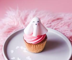 pink halloween and halloween pink cake image