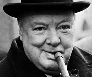 churchill and ww2 image