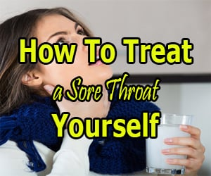 throat, yourself, and treat a sore image