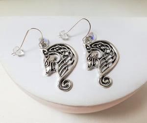 earrings, graduation gift, and etsyseller image