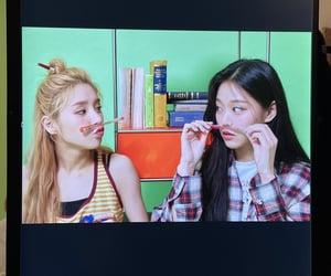 heejin and hyunjin image