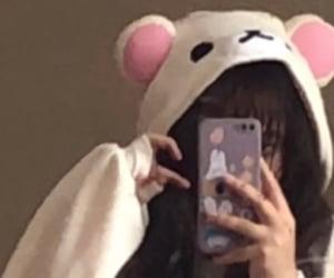 anime, cute girl, and kawaii image