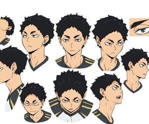2d, akaashi, and animanga image