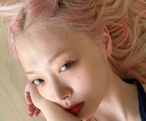 asian, pink, and pretty image