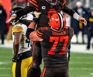 browns, NFL, and cleveland image