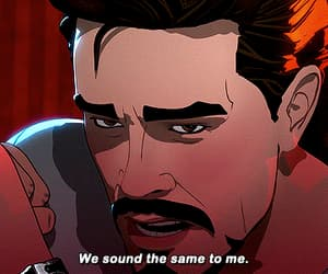 animated, gif, and Marvel image