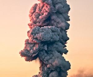 smoke and nature image