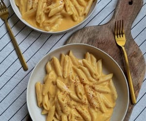 food, pasta, and yes image