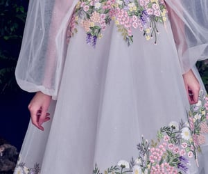 dress, fashion, and fashion girl image