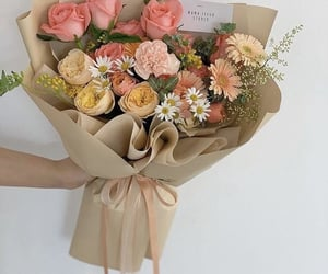 Blanc, rose, and bouquet image