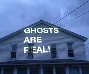ghost, grunge, and house image