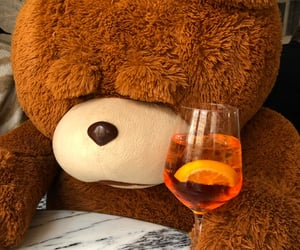 alcohol, restaurant, and TED image