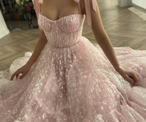 fashion, tumblr, and party dress image
