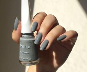 grey, flormar, and gris image