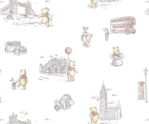 disney, iphone, and winnie the pooh image
